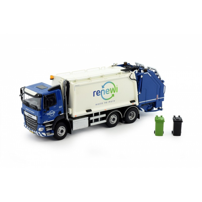 Renewi Garbage Truck: DAF CF300