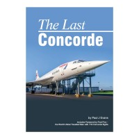 Last Concorde Book with Free Gifts