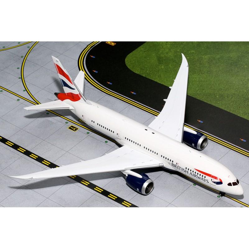 Boeing 787-7 Dreamliner British Airways G-ZBJC 1:200 Scale