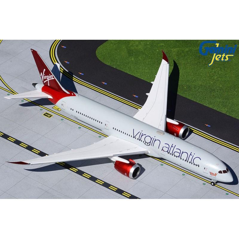 Boeing 787-9 Dreamliner Virgin Atlantic Airways G-VZIG 1:200 Scale