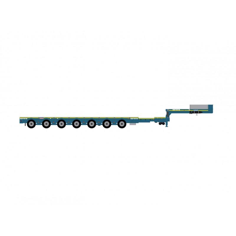 Sarens MCO 7-Axle