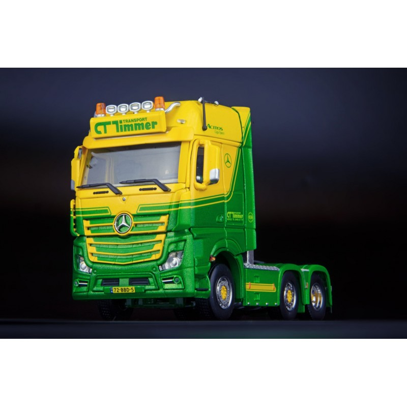 Ct Timmer Mercedes-Benz Actros Gigaspace 6X2
