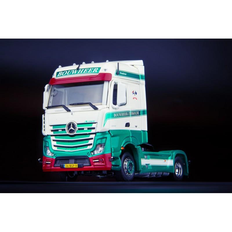 Bouwheer Mercedes-Benz Actros Bigspace 4X2