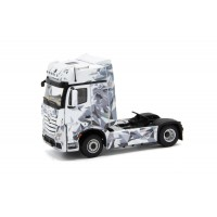Polar Bear Mercedes-Benz Actros Gigaspace 4X2