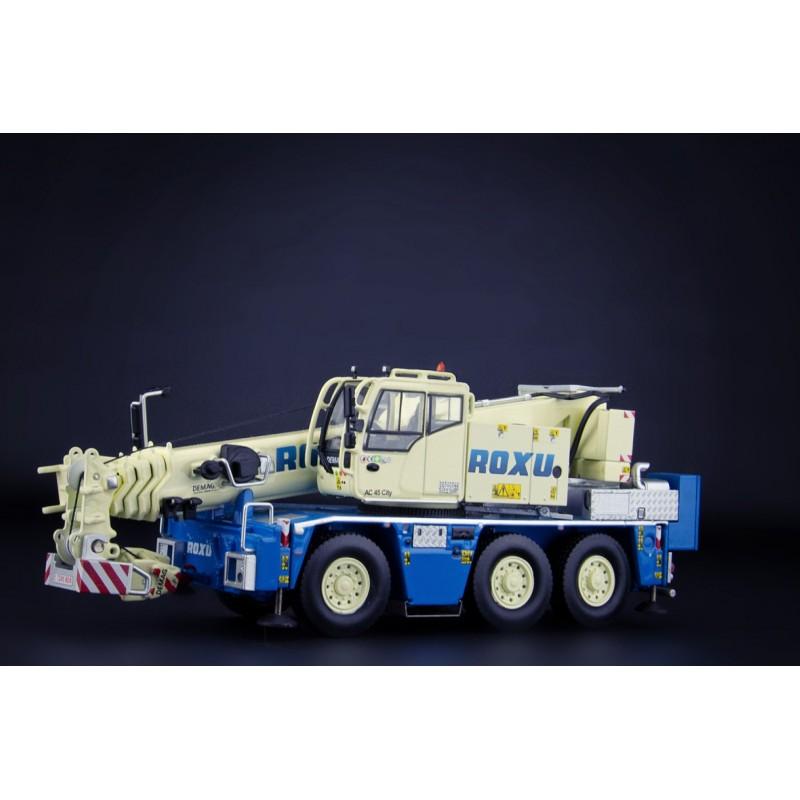 Roxu Demag Ac 45 City Crane
