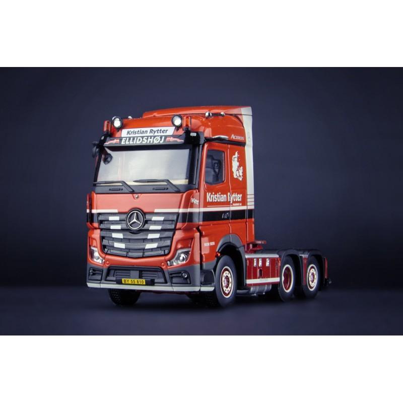 Kristian Rytter Mercedes-Benz Actros Streamspace 6X2