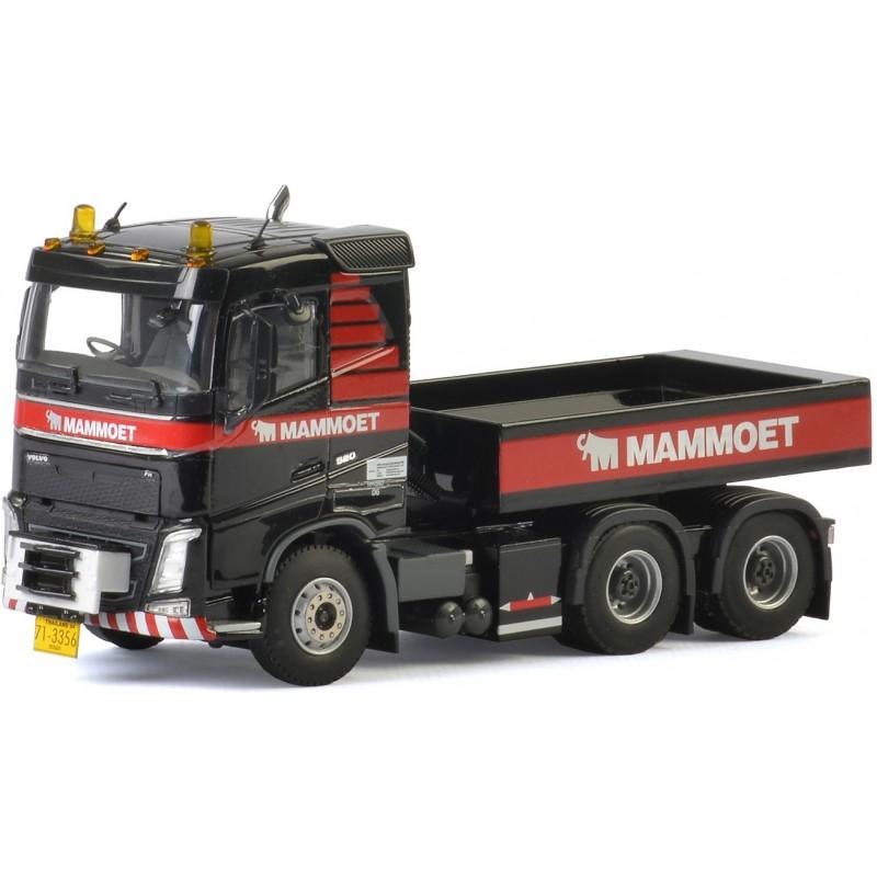 Mammoet Volvo FH Sleeper Cab 6X4 + Ballast Box