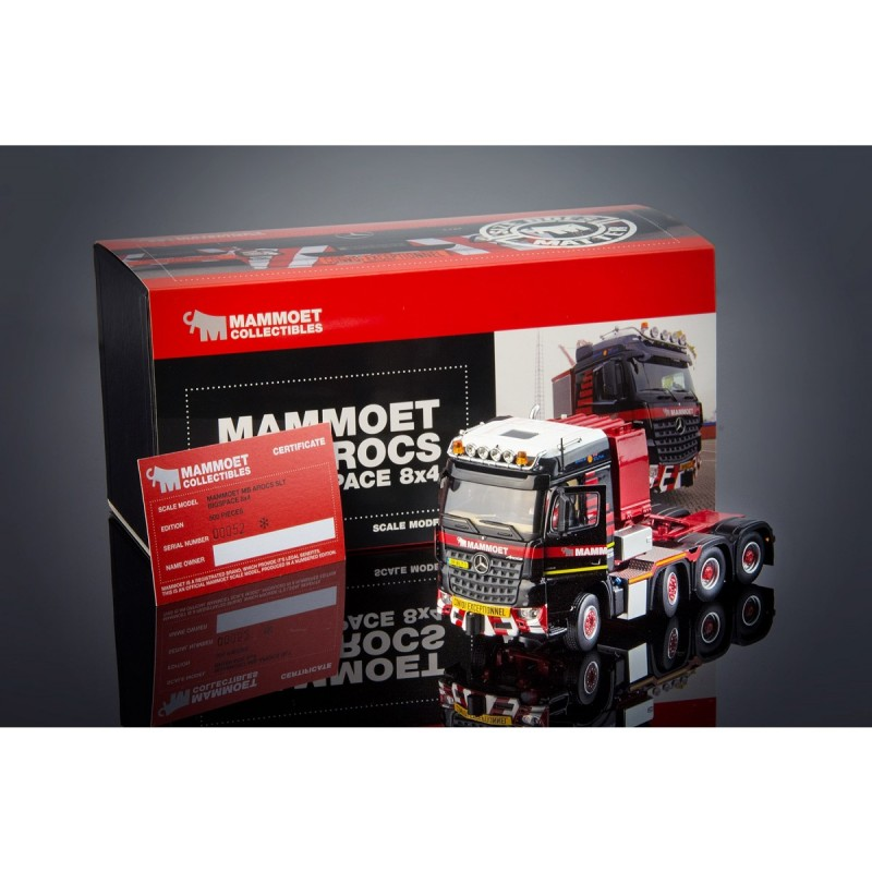 Mammoet Mb Arocs Slt Bigspace 8X4