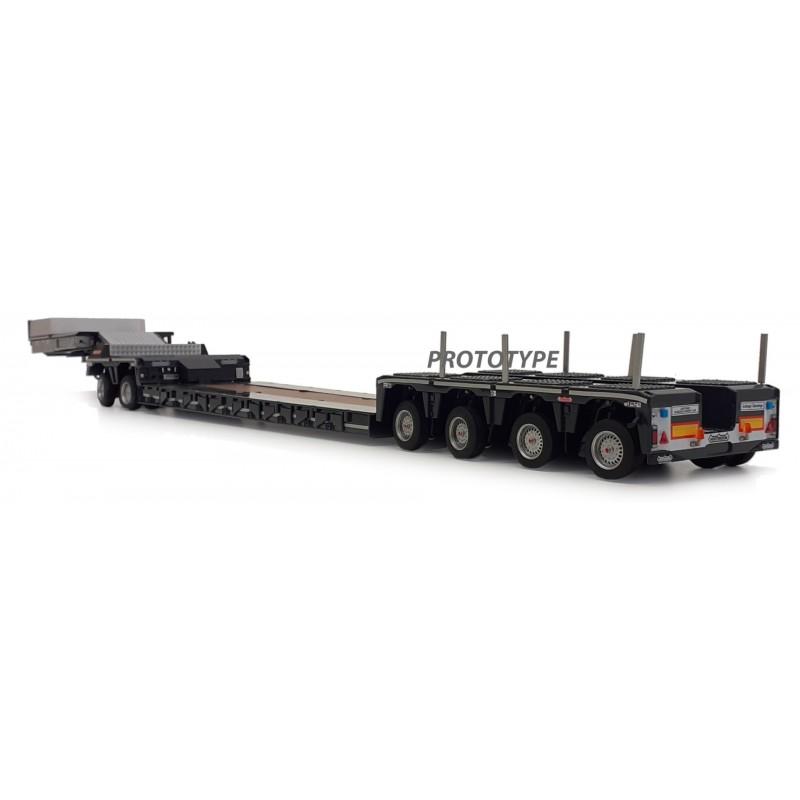 Nooteboom Greyline Series - Euro-Px 2+4 Lowloader 1:32 Scale