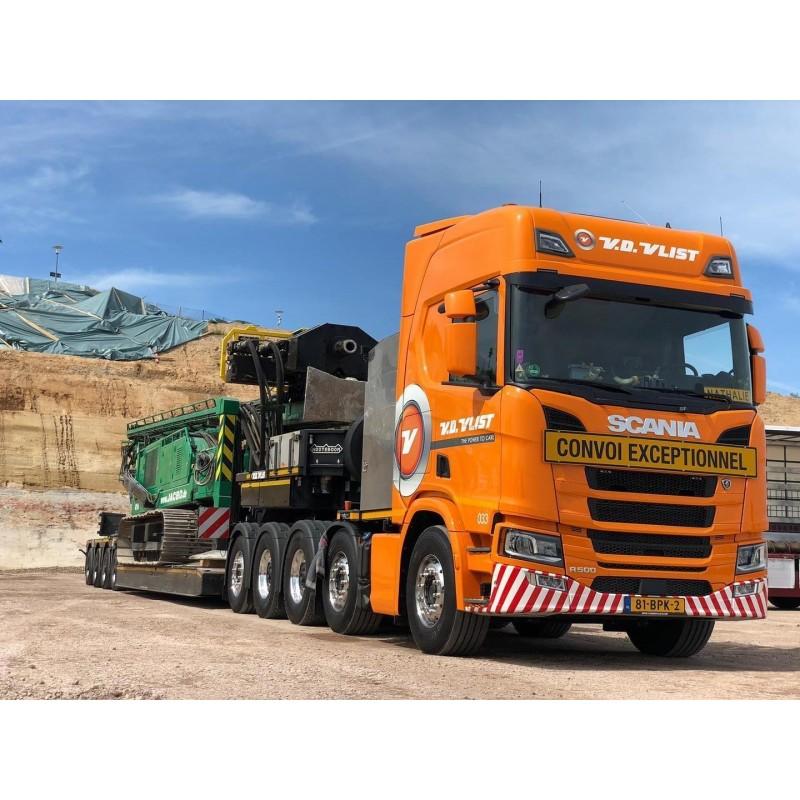 Van Der Vlist - Euro-Px 4-Axle With Scania 10X4