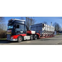 Multiwheels – Euro-Px 2-Axle With DAF XF 6X2