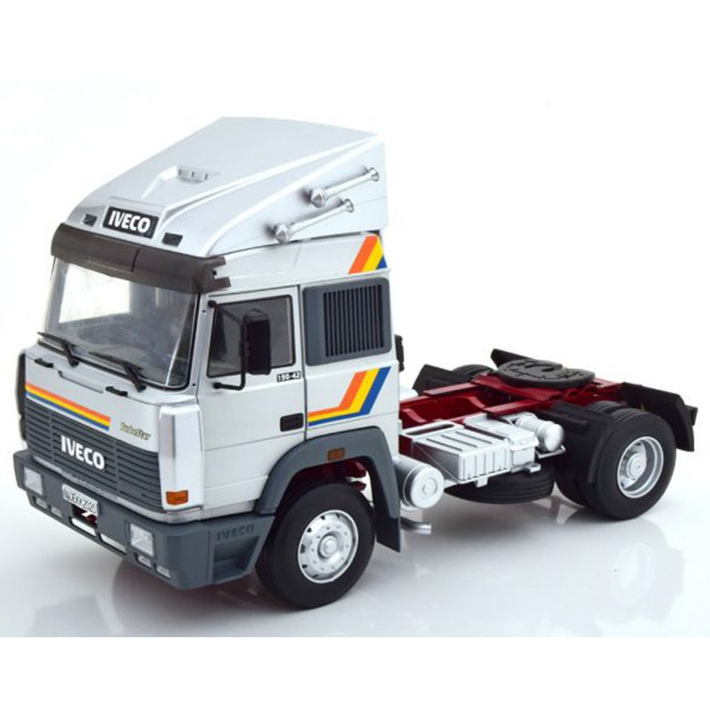 Iveco Turbo Star 1988 Silver