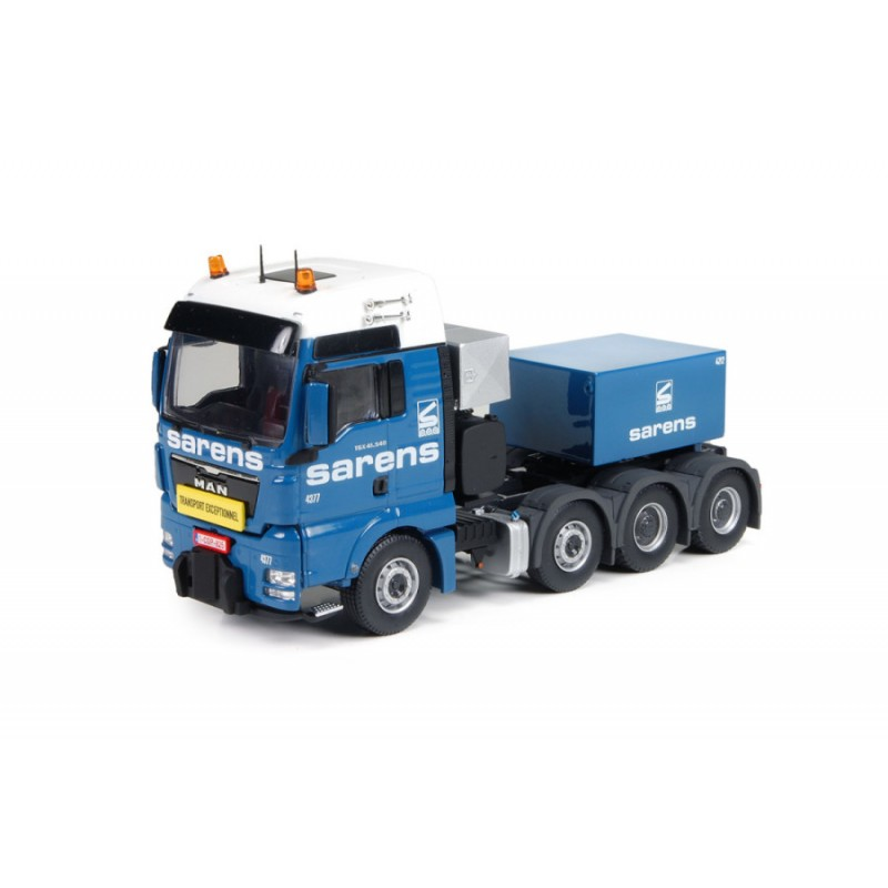 Sarens Man TGX XXL 8X4 With Ballastbox