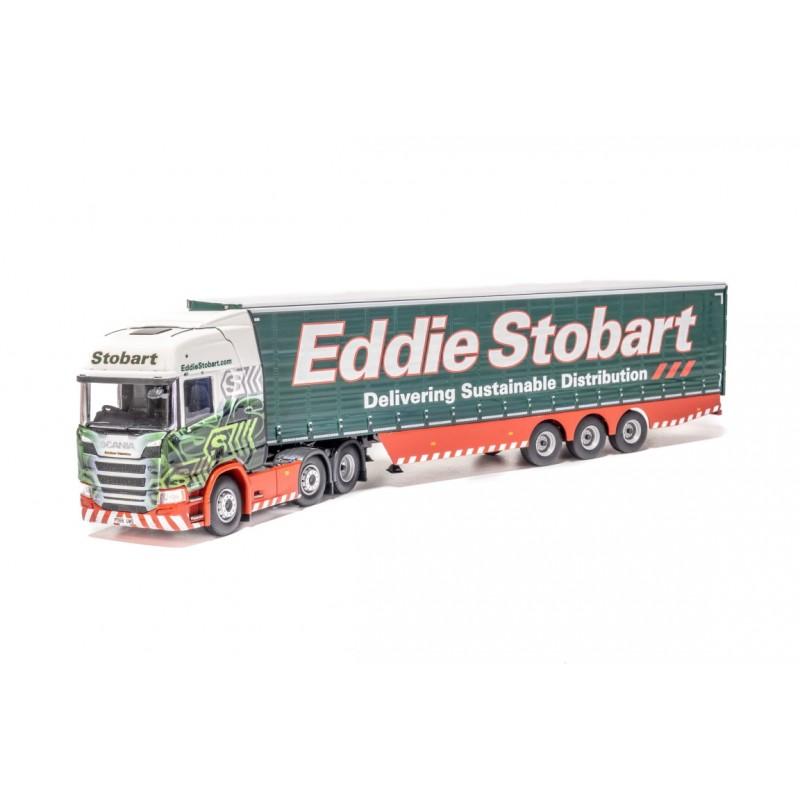 Eddie Stobart Scania R-Series Highline with Curtainside Trailer **B-CHOICE**