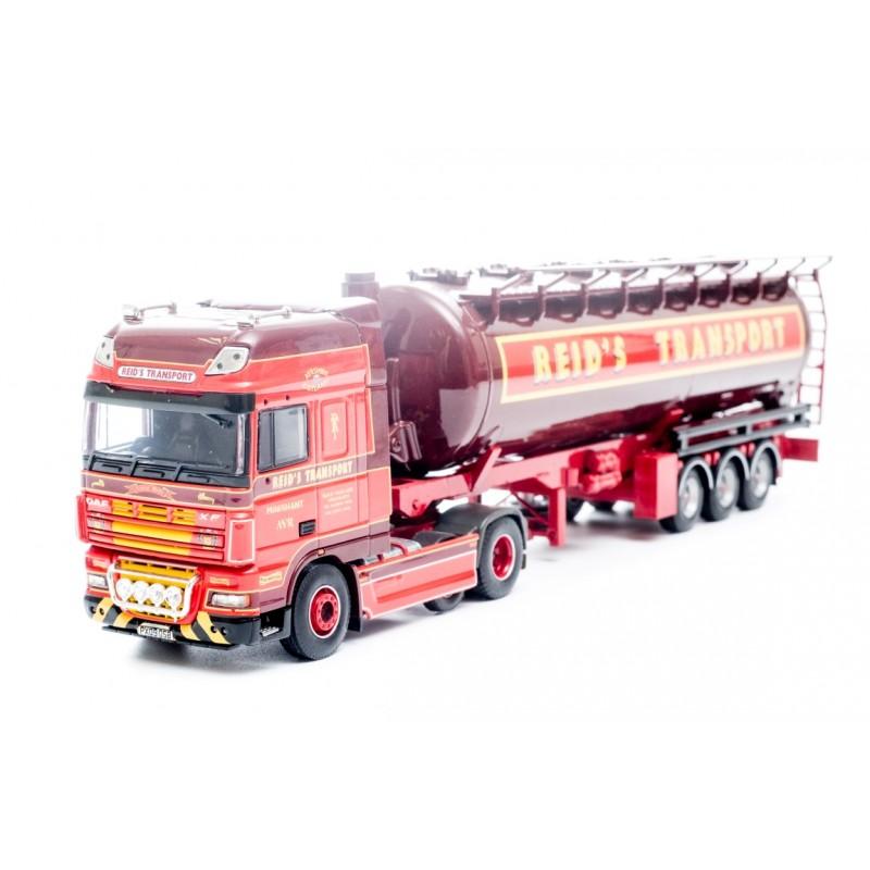 Reids DAF XF105 Bulk Tanker **B-CHOICE**