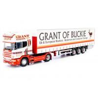 Grant of Buckie Scania 4-Series Topline with Curtainside Trailer **B-CHOICE**