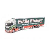 Eddie Stobart Scania R-Series Highline with Curtainside Trailer