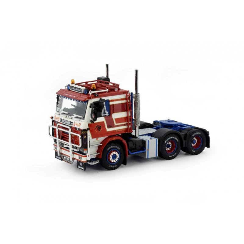 Jamie Holey Scania 2-Series 6X2