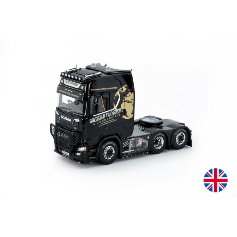Goldstar Scania Next Gen S-Serie Highline 6X2