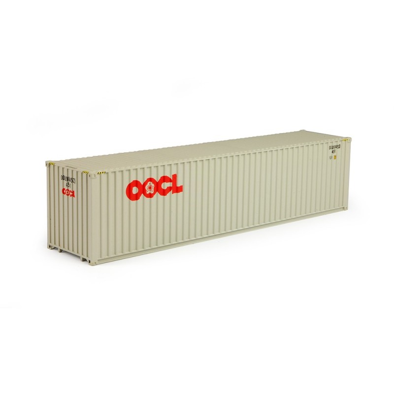 T.B. 40ft Container OOCL