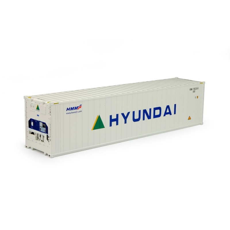 T.B. 40ft Reefer Container Hyundai