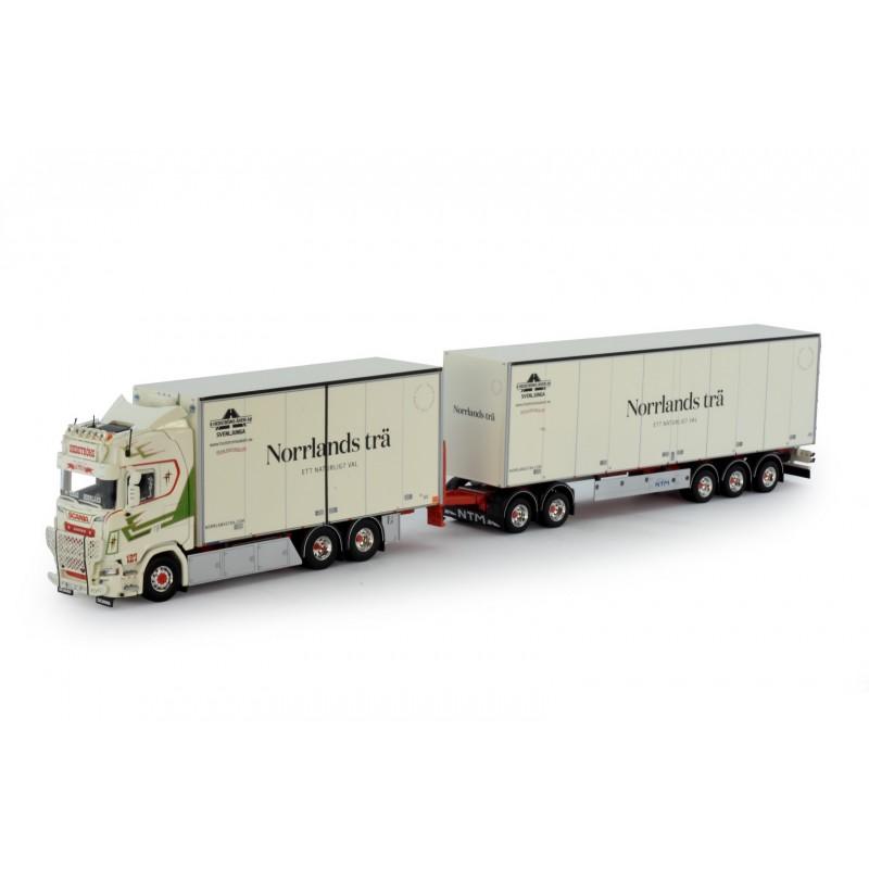 Hedstroms Scania Next Gen S-Series Swedish 24 Meter Combination