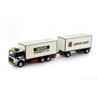 Kim Johansen Scania 142 Motor Car With Trailer