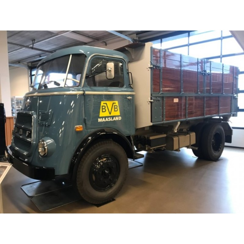 Bvb Daf 1600 With Resin Tipper Body
