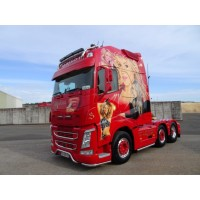 Parisot Volvo Fh04 Xxl 6X2 Extended Resin Cabin