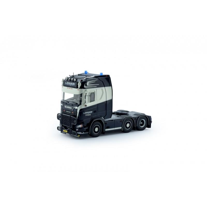 Jan Van Der Meer Scania Next Gen S-Series Highline 6X2