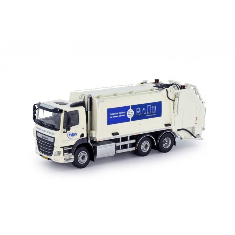 HMS Haagse Milieu Service DAF CF Garbage Truck