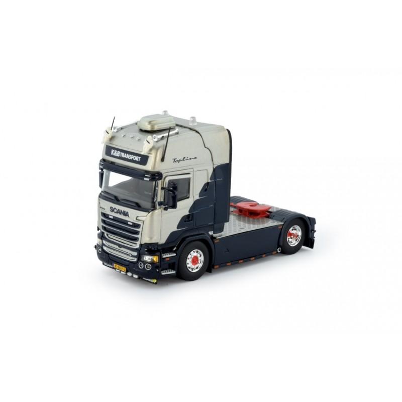 K&B Transport Scania Topline R730 Streamline 4X2