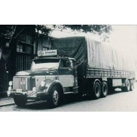 ASG Volvo N88 With 2 Axle Classic Tilt Trailer