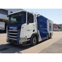 Planzer Scania Next Gen Resin Rigid With Drawbar Trailer 1:87 Scale