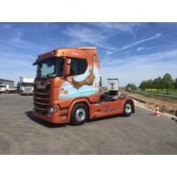 Furtmeier Transport Scania Next Gen S-Series 4X2