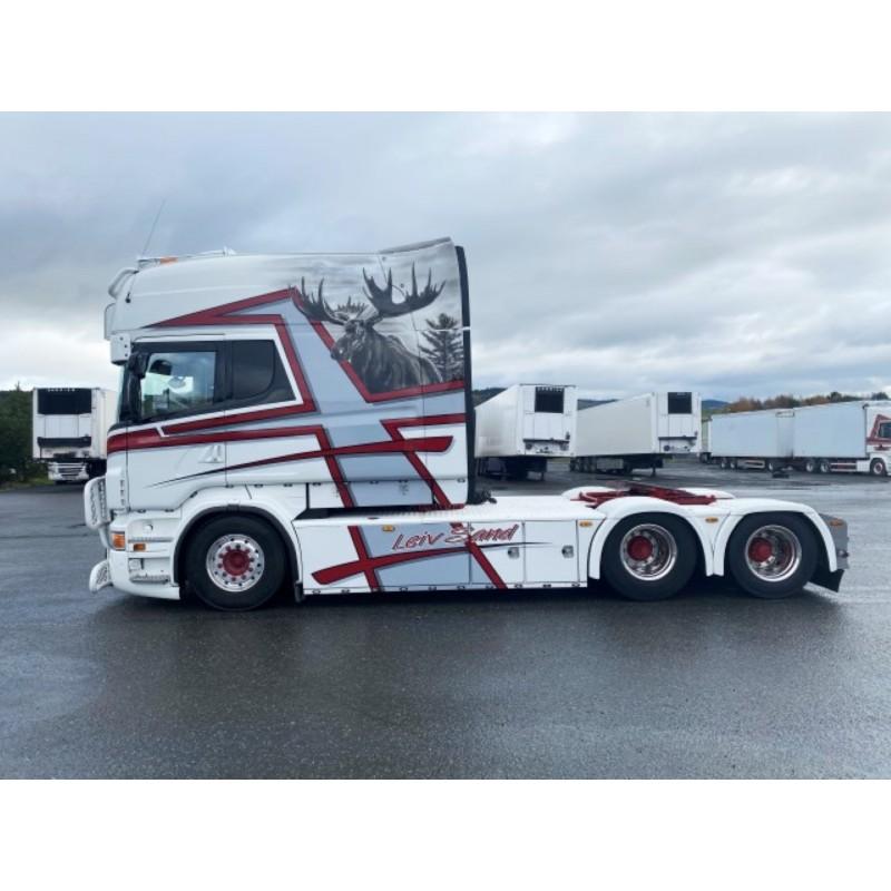Leiv Sand Scania R-Series Longline 6X2