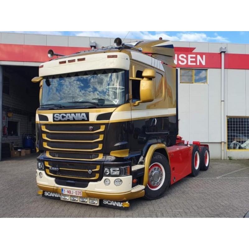 Peter Wouters Scania R520 Sleeper