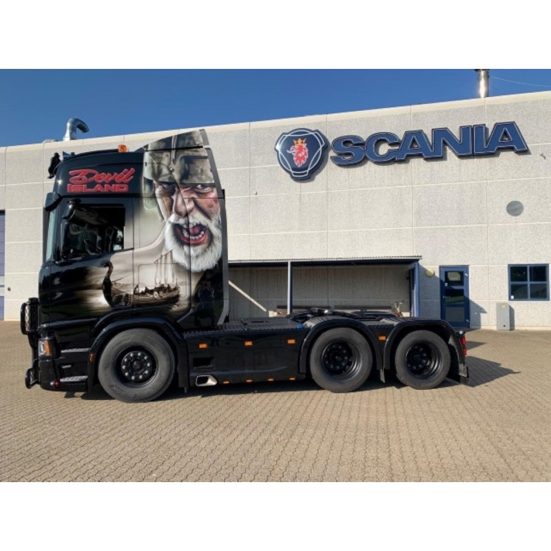 Byrknes Scania Next Gen R-Series Highline 6X2