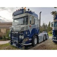 Petignaud Transports Scania Next Gen R580 6X2