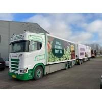 Steen Hansen Scania Next Gen S-Series Highline With Trailer
