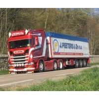 Peeters Scania Next Gen S580 With Potato Trailer