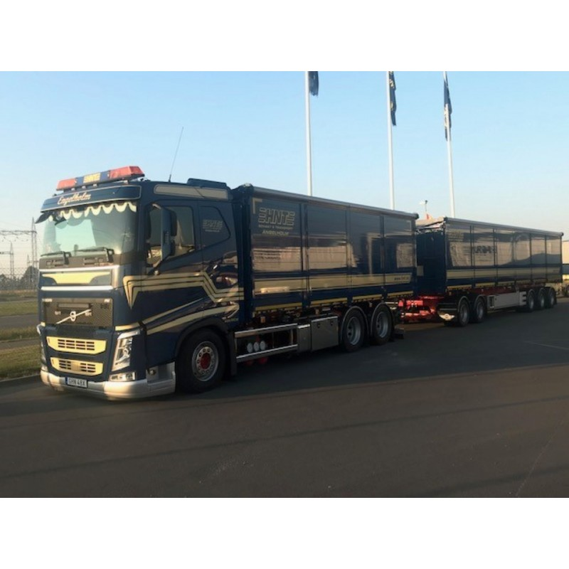 HNT Volvo FH04 Rigid With Trailer