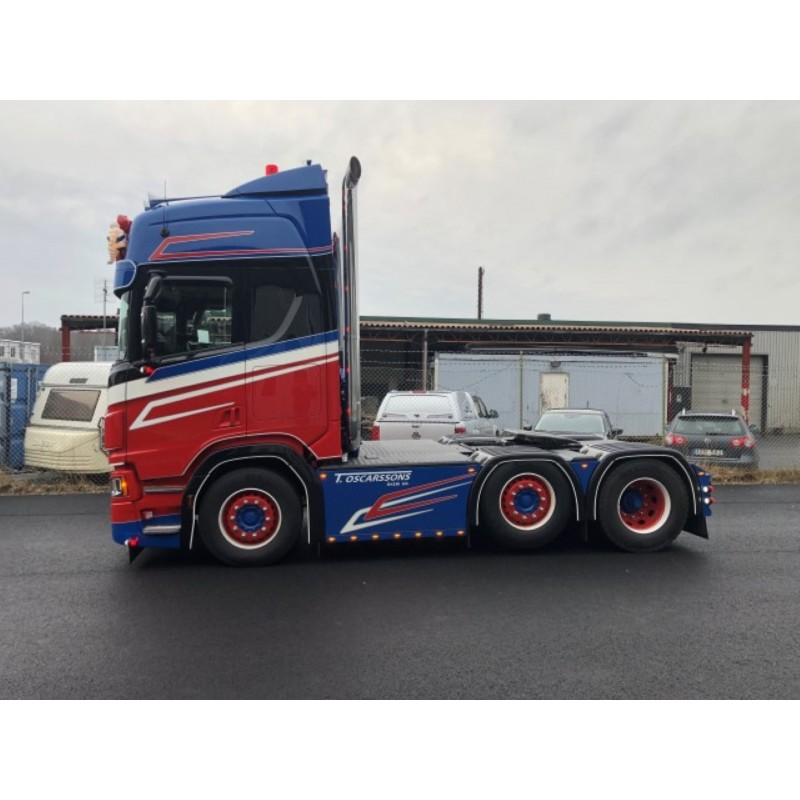 T. Oscarssons Scania Next Gen R-Series Highline 6X2