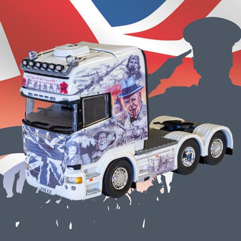 World War 2 Tribute Truck **B-Choice**