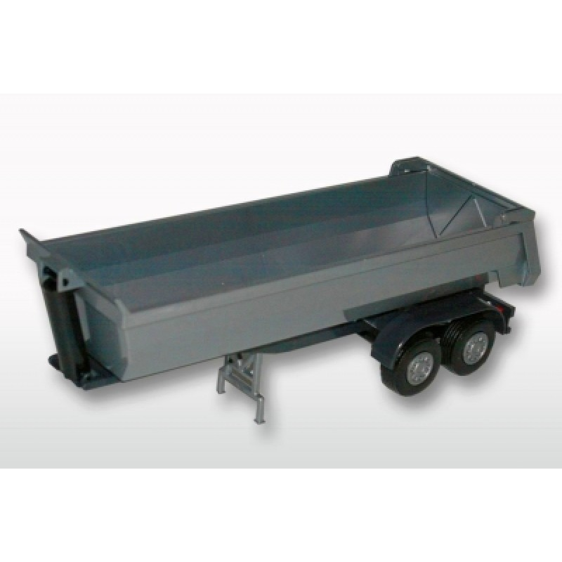 2-Axle Rear Tipping Trailer 1:25 Scale