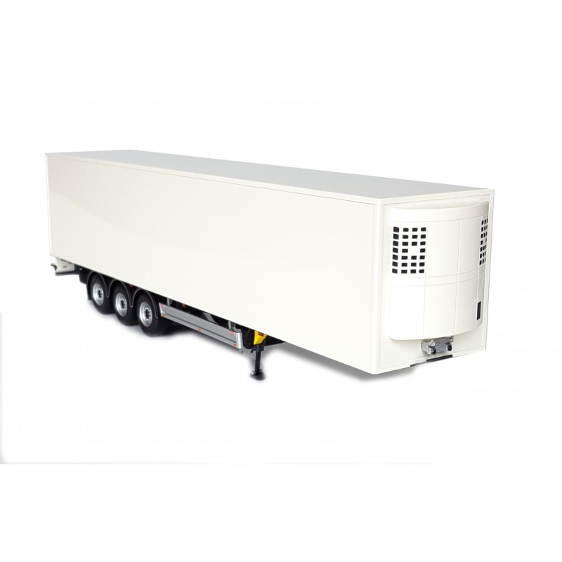 Pacton Reefer Trailer White 1:32 Scale