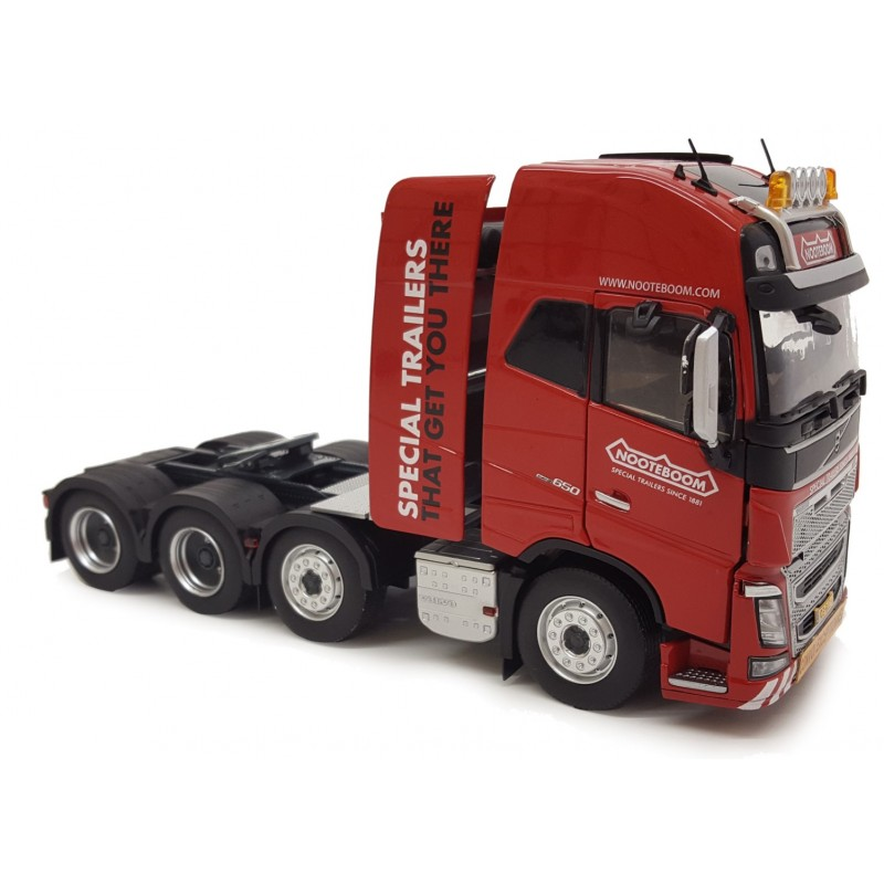 Volvo FH16 8X4 Red Nooteboom Edition 1:32 Scale