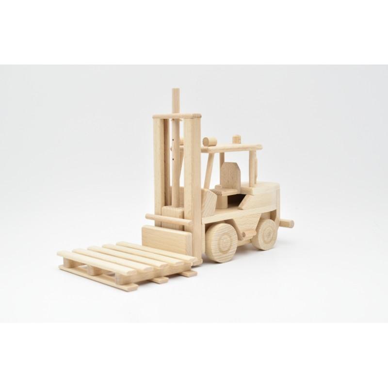 Forklift  Wood Model